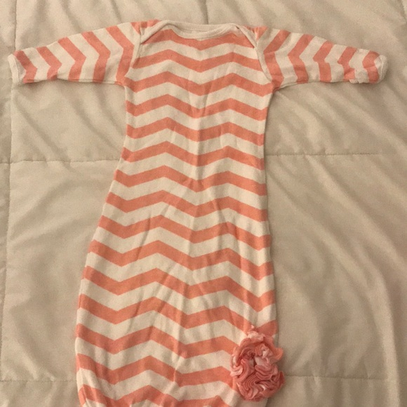 Other - Baby girl sleeper gown